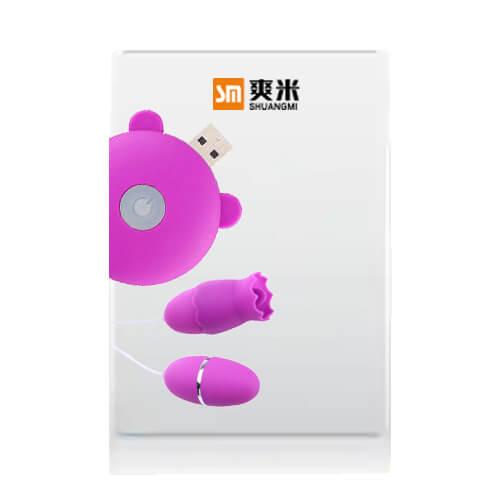 Balita USB Recargable con accesorios