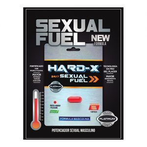 potenciador sexual hard-x
