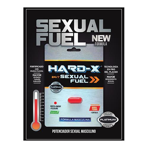 potenciador sexual hard-x