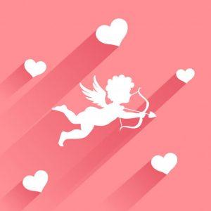 cupido san valentin