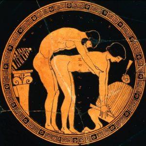 sexo anal en la antigua grecia