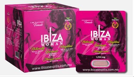 ibiza woman sex pills 1 cápsula