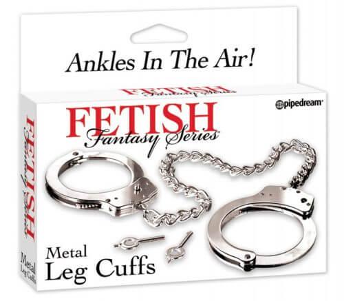 Juego de esposas para pierna