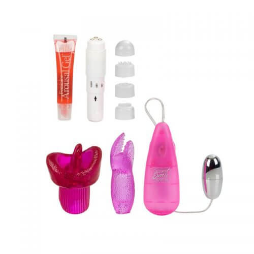 Set de vibradores para clitoris