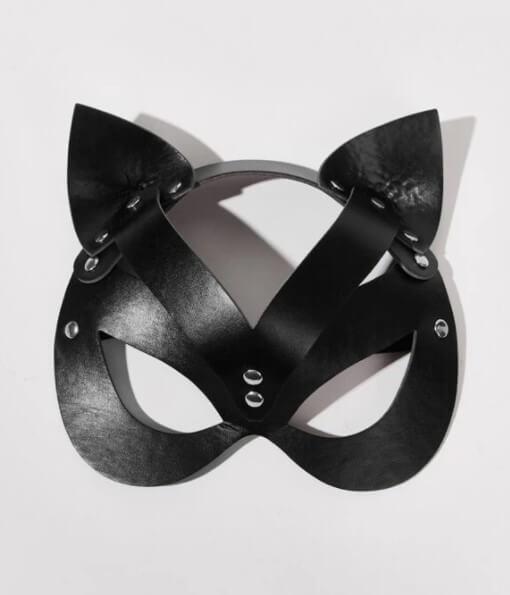 Mascara tipo Piel BDSM